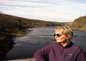 In the Spirit of Healing Albany NY - Woman Near River