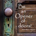 In the Spirit of Healing Albany NY - Be an Opener of Doors Ralph Waldo Emerson